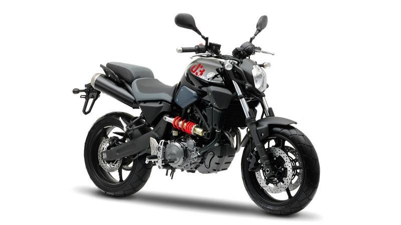 2012 Yamaha MT-03 High Resolution Exterior - image 458829