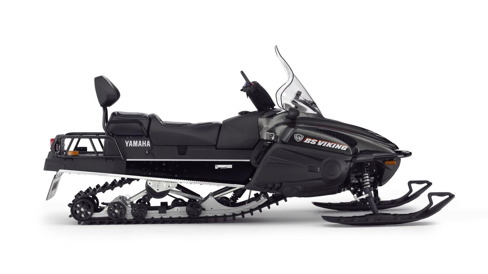 Yamaha Viking Snowmobile Top Speed