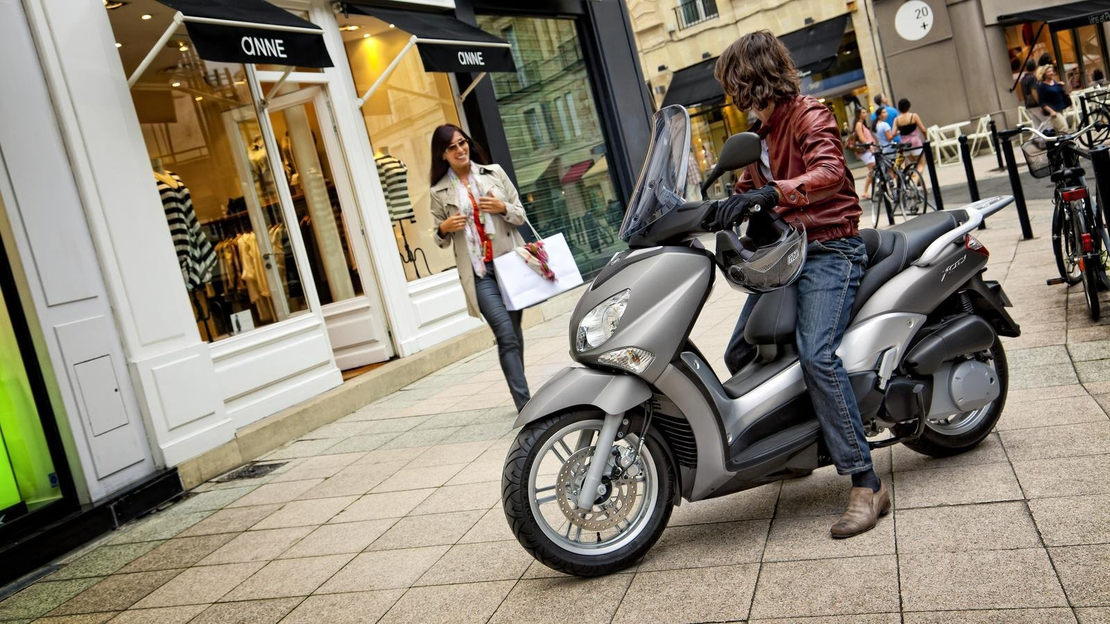 2012 yamaha x city 250 picture 459271 motorcycle. Black Bedroom Furniture Sets. Home Design Ideas