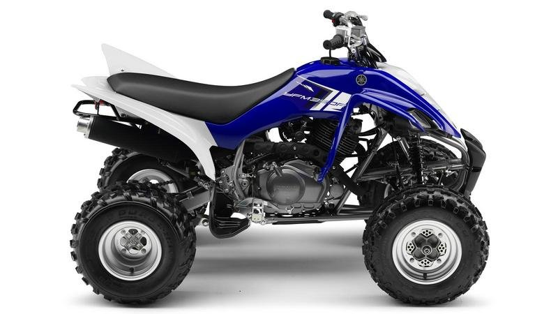2013 Yamaha YFM350R High Resolution Exterior - image 461050
