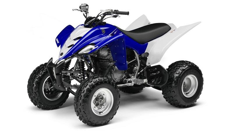 2013 Yamaha YFM350R High Resolution Exterior - image 461051