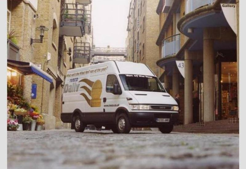 1993 - 2006 Iveco Daily