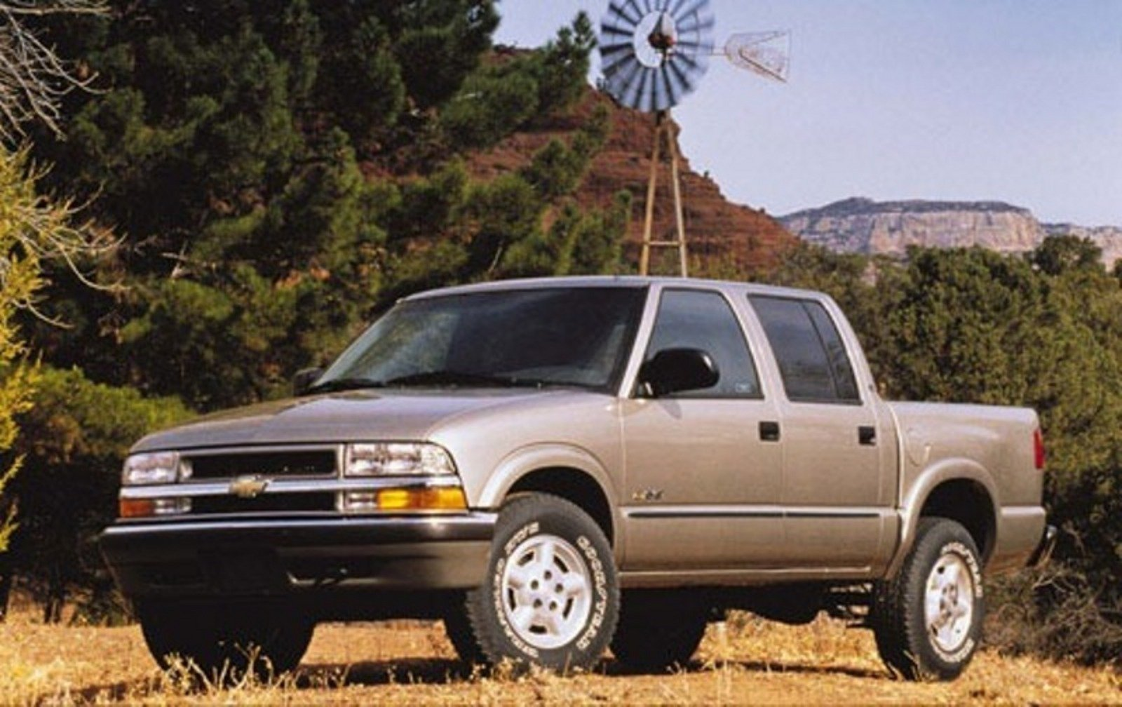 All Chevy 97 chevy s10 specs : 1994 - 2004 Chevrolet S-10 Review - Top Speed