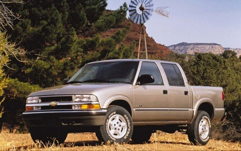 Chevrolet S-10: Latest News, Reviews, Specifications ...