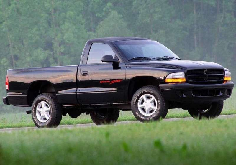 1997 - 2004 Dodge Dakota High Resolution Exterior - image 467183