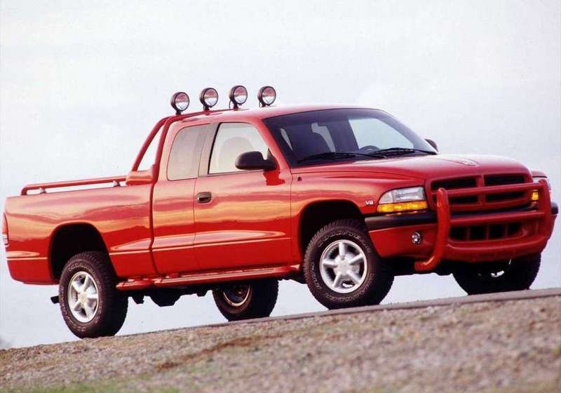 1997 - 2004 Dodge Dakota