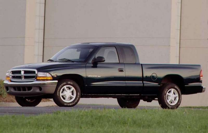 1997 - 2004 Dodge Dakota Exterior - image 467185