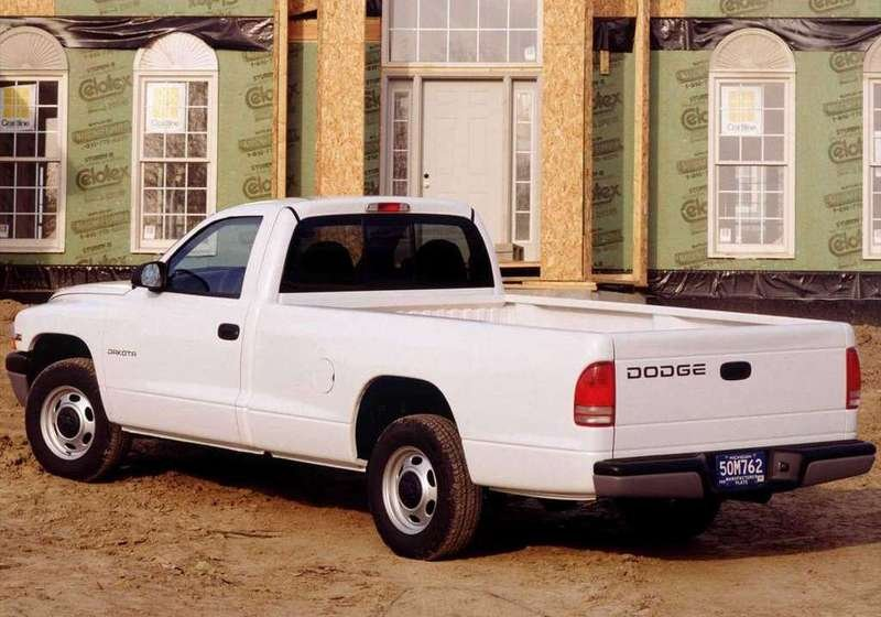1997 - 2004 Dodge Dakota Exterior - image 467188