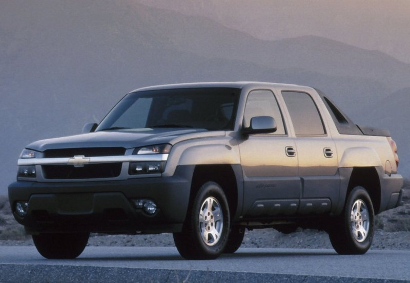 2001 - 2006 Chevrolet Avalanche | truck review @ Top Speed