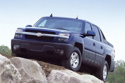 2001 - 2006 Chevrolet Avalanche | Top Speed
