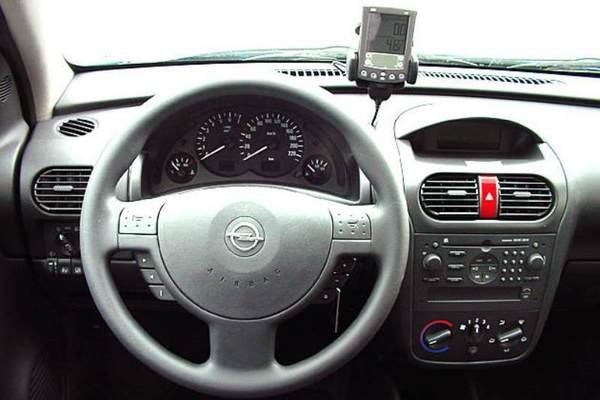 2001 2006 opel corsa van picture 465258 truck review for Opel corsa e interieur