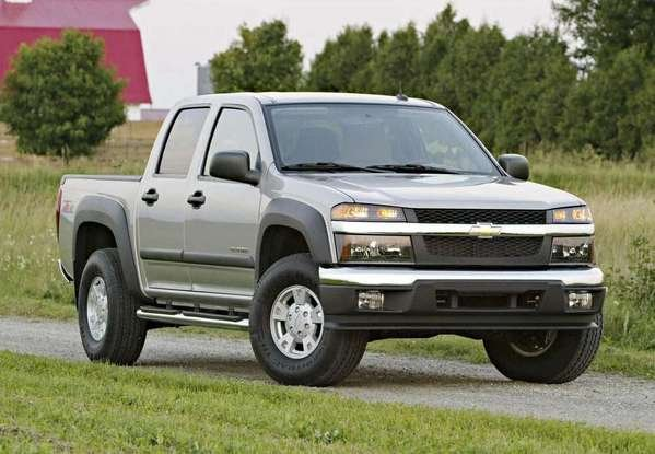 2004 - 2012 Chevrolet Colorado | truck review @ Top Speed