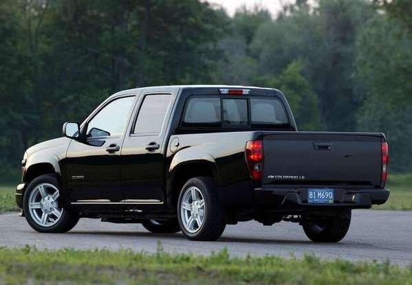 2004 2012 chevrolet colorado truck review top speed. Black Bedroom Furniture Sets. Home Design Ideas