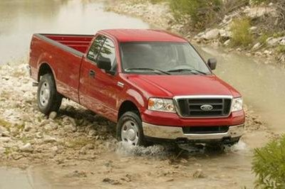2004 - 2008 Ford F-150 | Top Speed