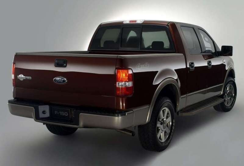 2004 - 2008 Ford F-150 Exterior - image 465934