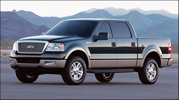 2004 2008 ford f 150 truck review top speed