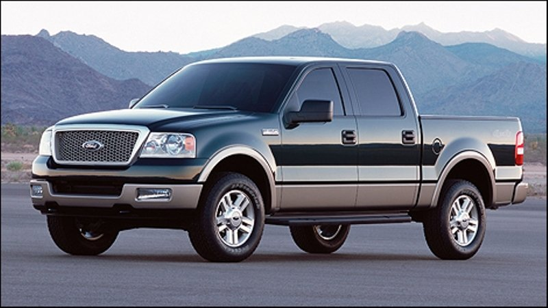 2004 - 2008 Ford F-150 Exterior - image 465928
