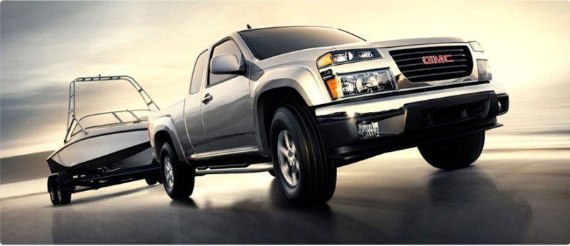 2004 - 2012 GMC Canyon