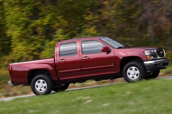 2004 2012 gmc canyon truck review top speed. Black Bedroom Furniture Sets. Home Design Ideas
