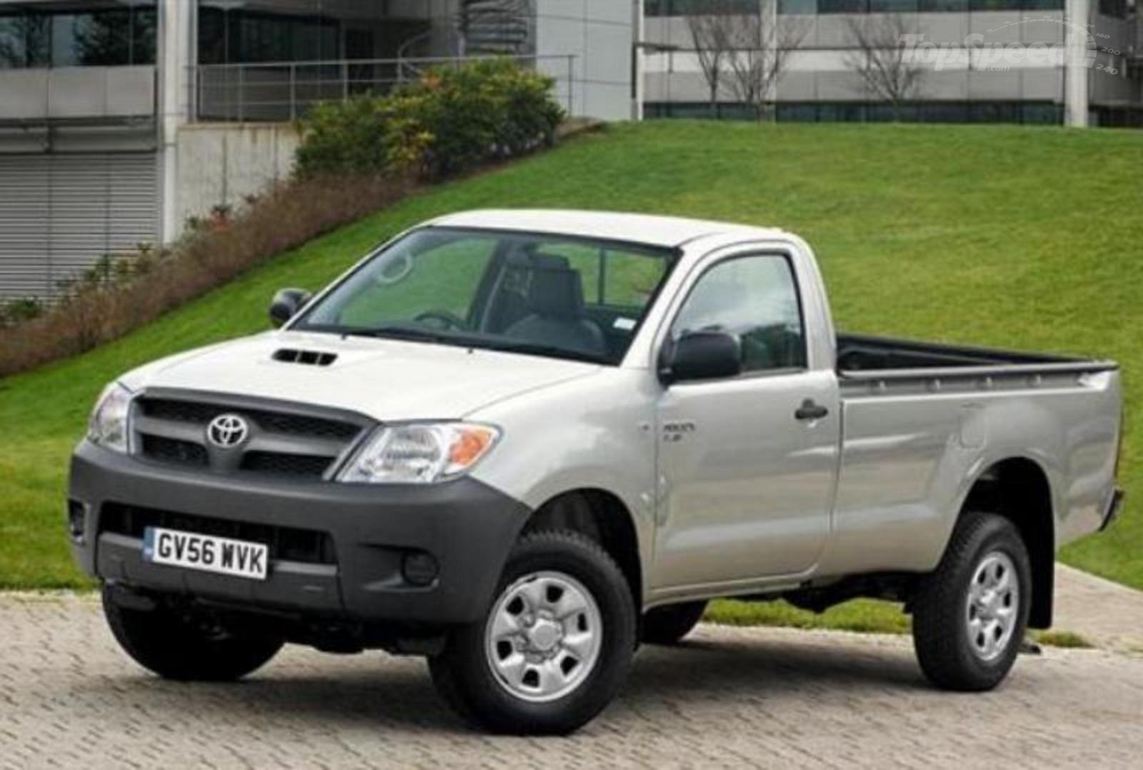 2005 2009 toyota hilux review top speed. Black Bedroom Furniture Sets. Home Design Ideas