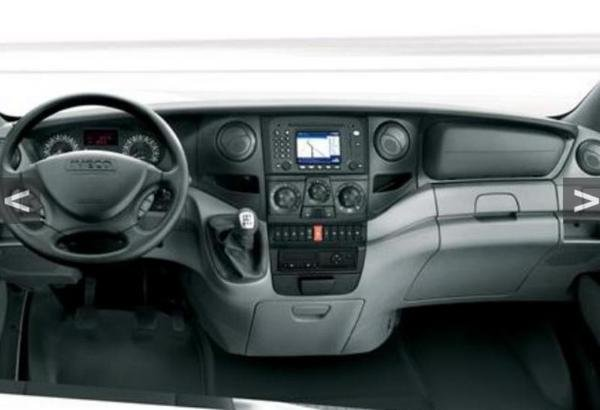 2006 2009 Iveco Daily Truck Review Top Speed
