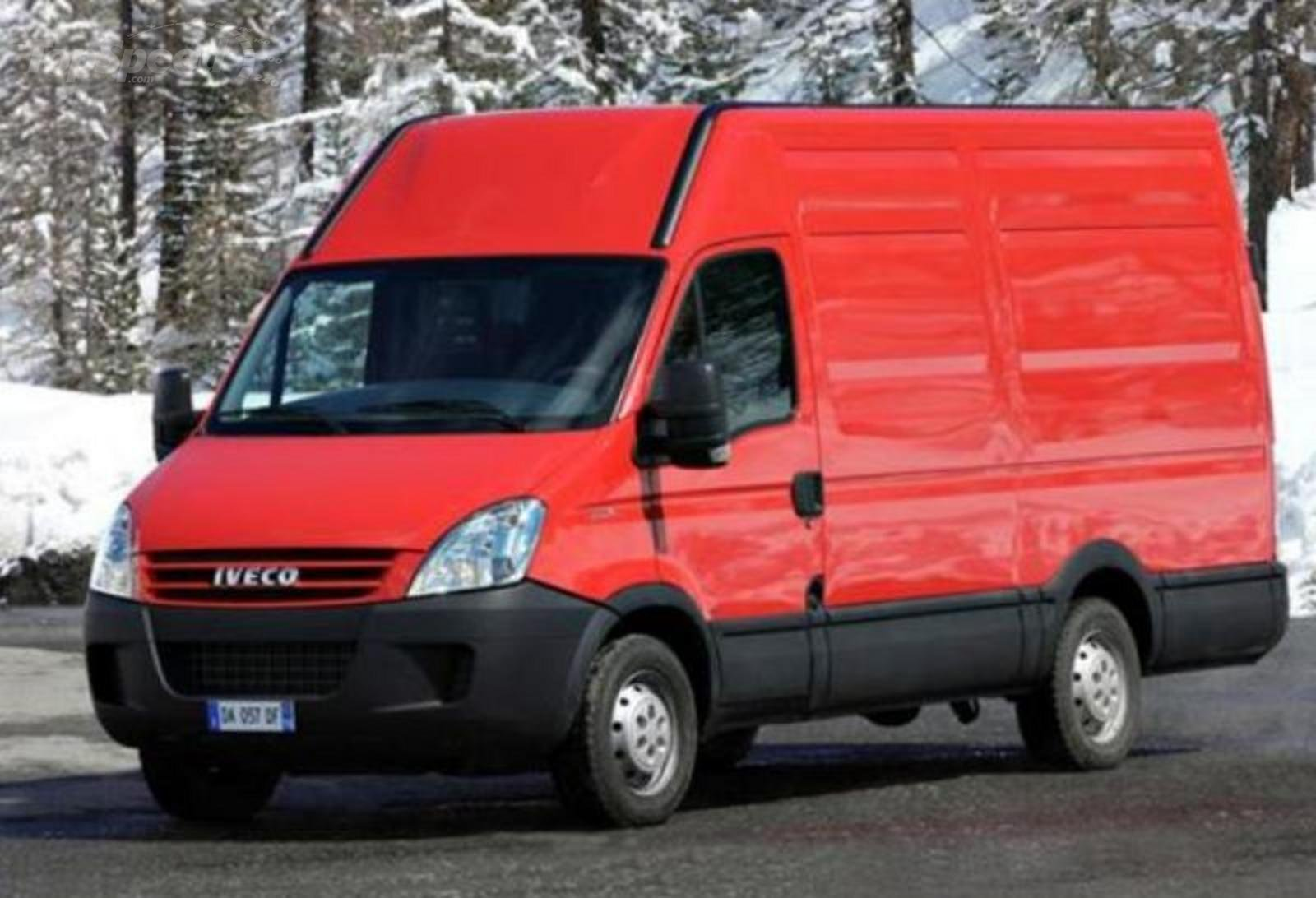 2006 - 2009 Iveco Daily Review - Top Speed
