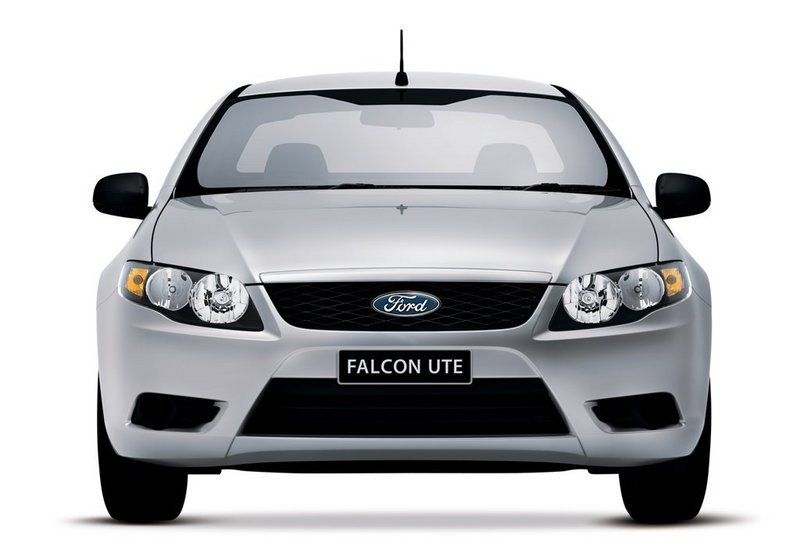 2008 Ford FG Falcon Ute High Resolution Exterior - image 466805