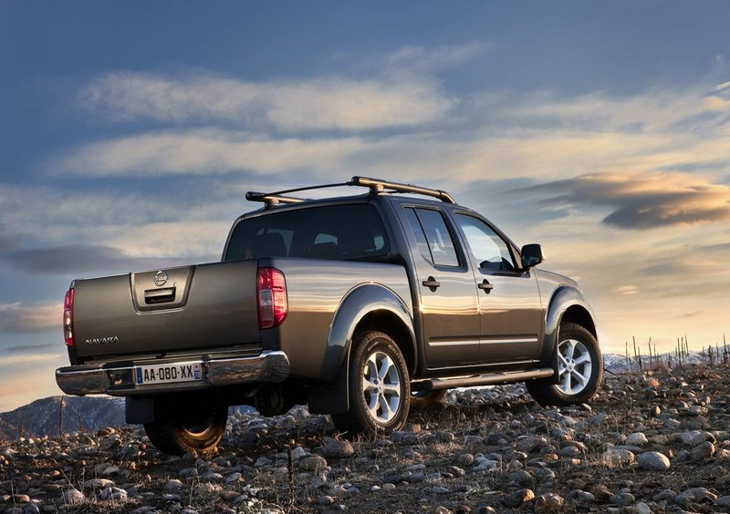 2010 Nissan Navara High Resolution Exterior - image 464243