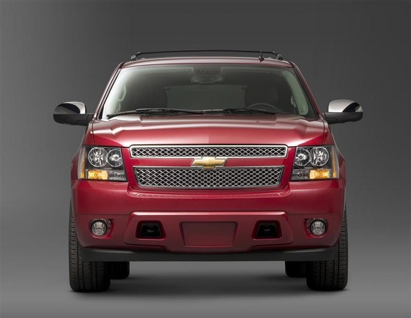 2011 Chevrolet Avalanche Exterior - image 464389