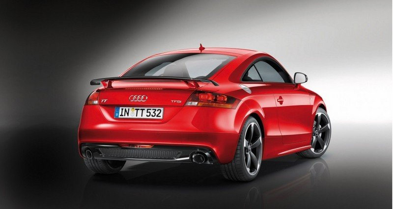 2012 Audi TT-S Coupe S-Line Competition