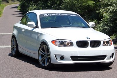 2012 BMW ActiveE Project Car by Turner Motorsport