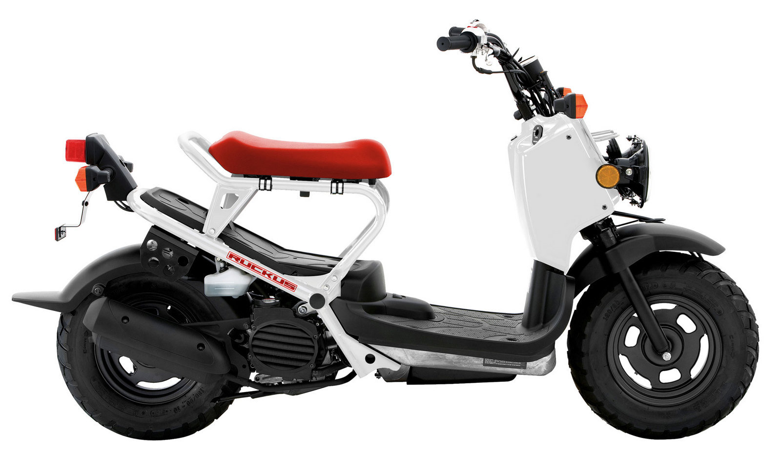 2017 Honda Ruckus >> 2012 Honda Ruckus Review - Top Speed