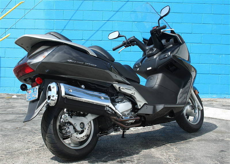 2012 Honda Silver Wing ABS High Resolution Exterior - image 463934