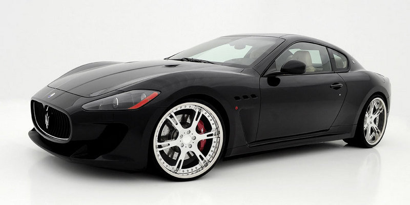 "2012 Maserati GranTurismo MC Stradale ""Pronto"" by Wheelsandmore"