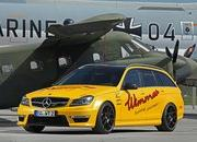 Mercedes-Benz C63 AMG Estate by Wimmer
