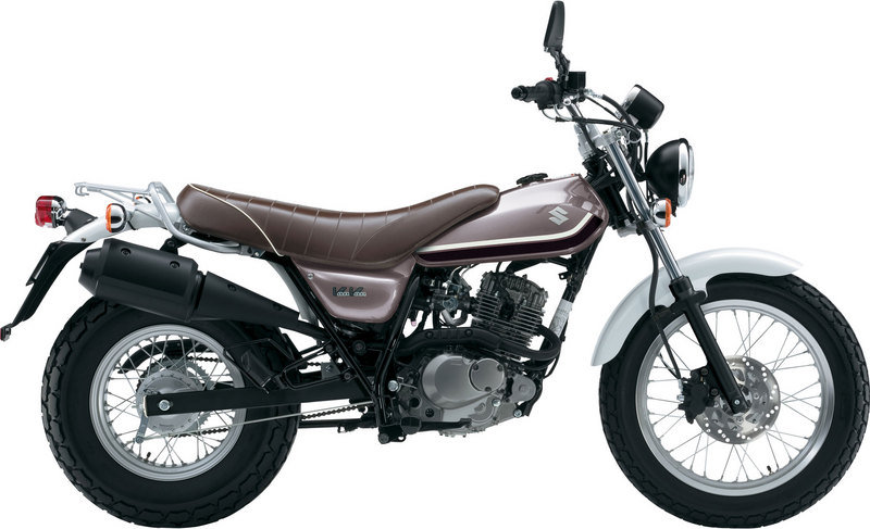 2012 Suzuki VanVan 125 High Resolution Exterior - image 467572
