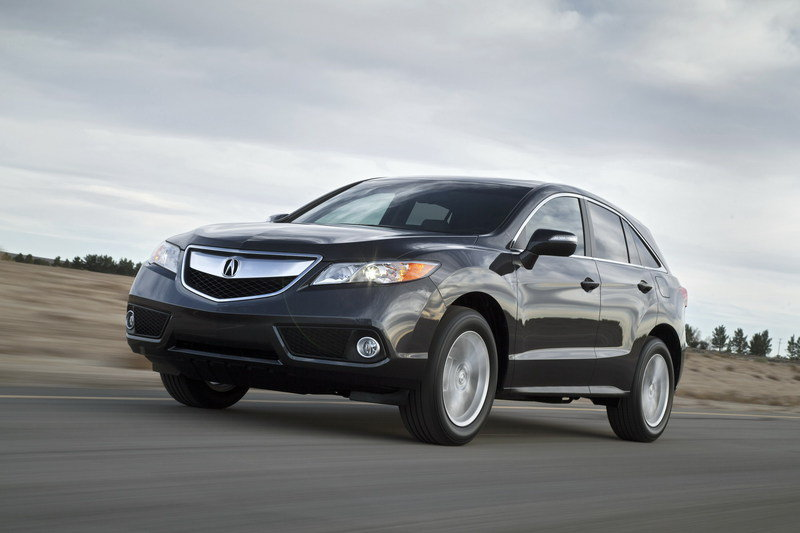 2013 - 2014 Acura RDX High Resolution Exterior - image 463675