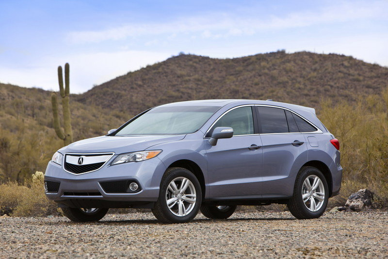 2013 Acura RDX picture: 463719 - Top Speed