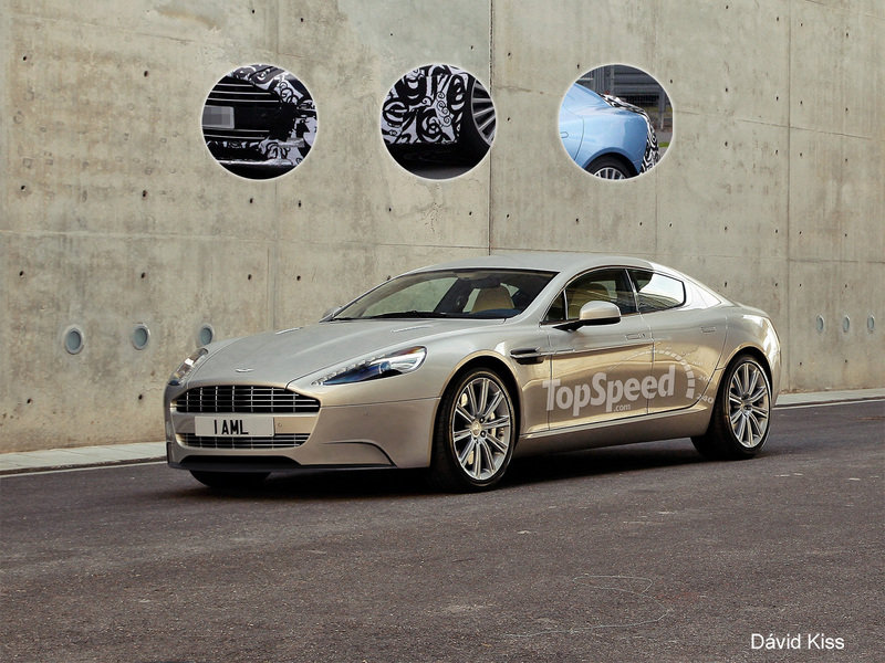 2014 - 2015 Aston Martin Rapide S Exclusive Renderings - image 464301