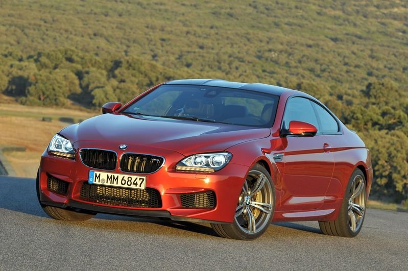2013 BMW M6 Coupe Exterior - image 464171