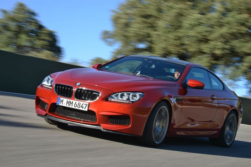 2013 BMW M6 Coupe High Resolution Exterior - image 464215