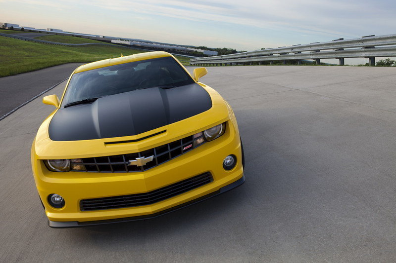 2013 Chevrolet Camaro 1LE High Resolution Exterior - image 465996