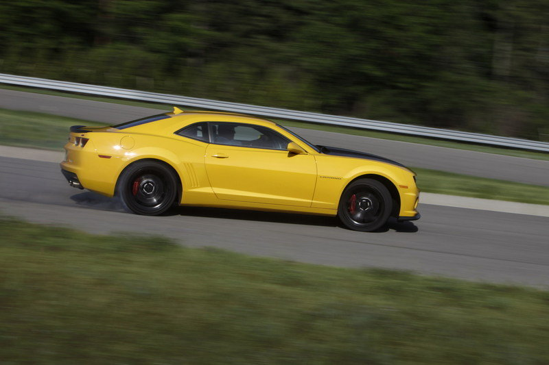 2013 Chevrolet Camaro 1LE High Resolution Exterior - image 465999