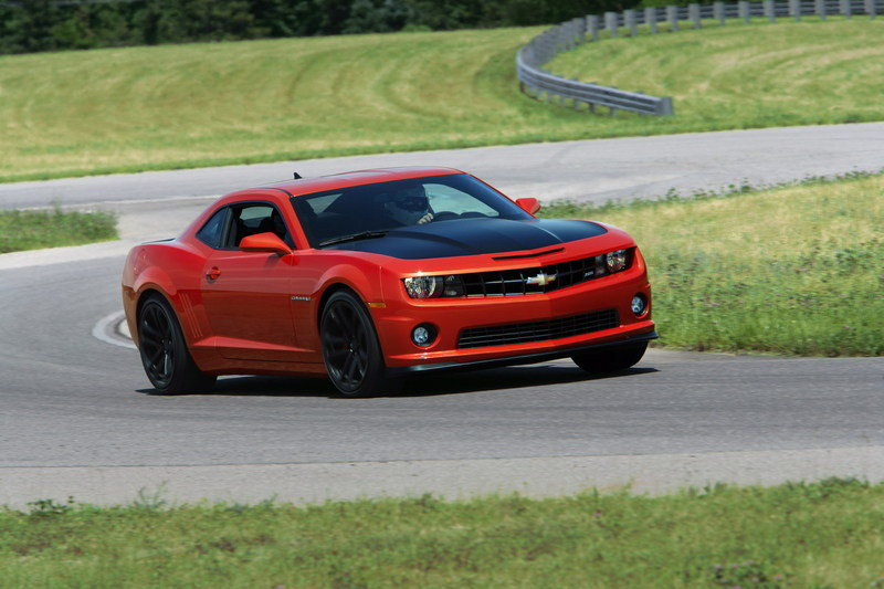 2013 Chevrolet Camaro 1LE High Resolution Exterior - image 466001