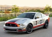 "Ford Mustang ""Red Tails"" Special Edition"
