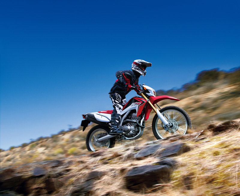 2013 Honda CRF250L High Resolution Exterior - image 463860
