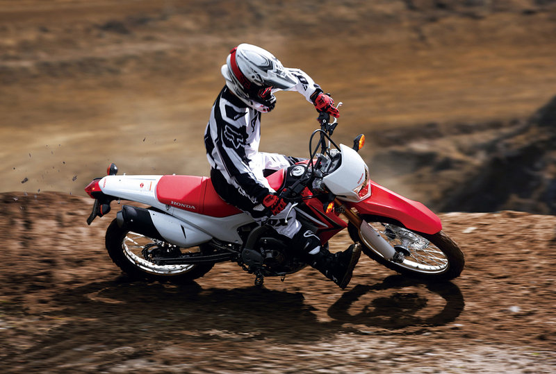 2013 Honda CRF250L High Resolution Exterior - image 463861