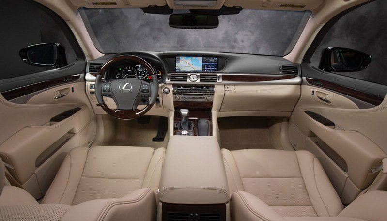 2013 Lexus LS460 High Resolution Interior - image 467493