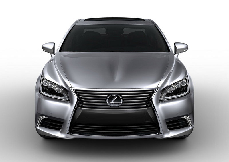 2013 Lexus LS460 High Resolution Exterior - image 467476