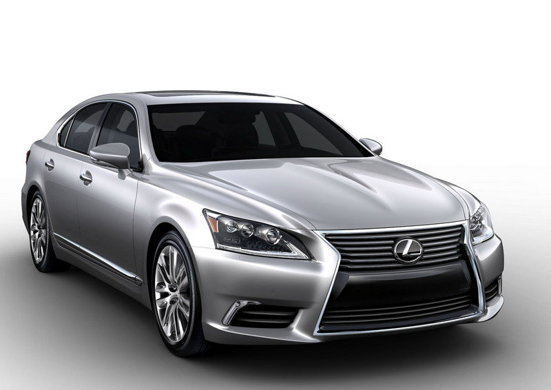 2013 Lexus LS460 High Resolution Exterior Wallpaper quality - image 467477